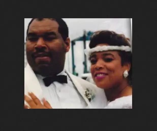 Bert Girigorie and ex-wife Wendy Williams