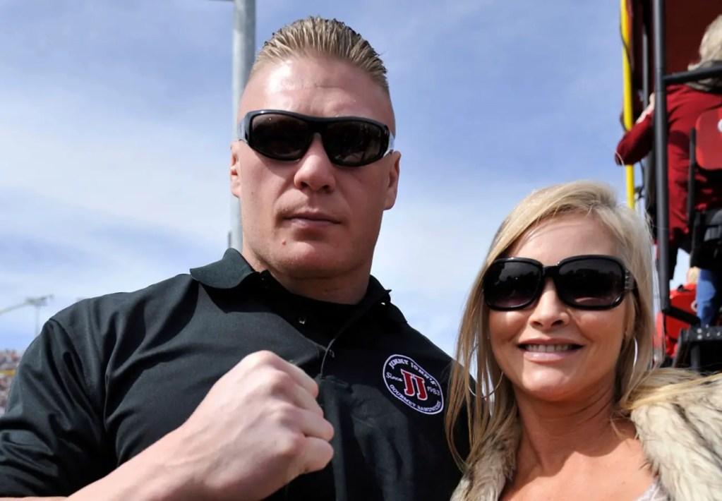 Brock Lesnar and Rena Marlette aka Sable
