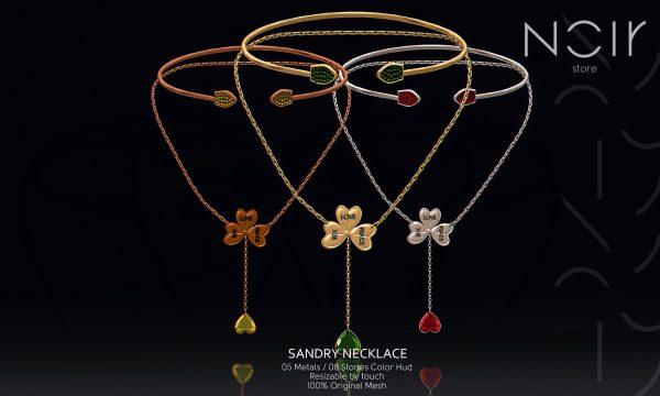 Sandry Necklace.  L$199.