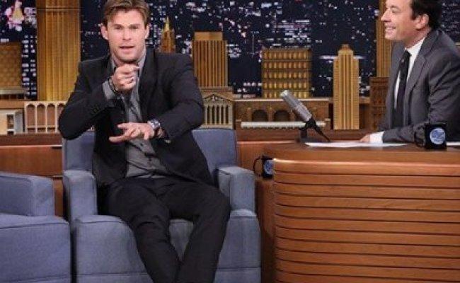 Chris Hemsworth Tag Heuer Watches Brand Ambassador