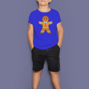 Gingerbread Man T Shirt