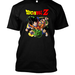 DBZ Anime Goku Inspired T Shirt