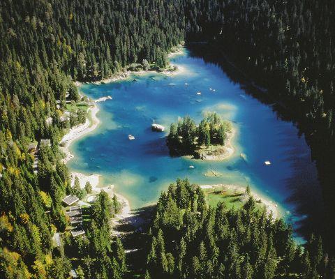 La meraviglia naturale del Lago di Cauma  Famigros