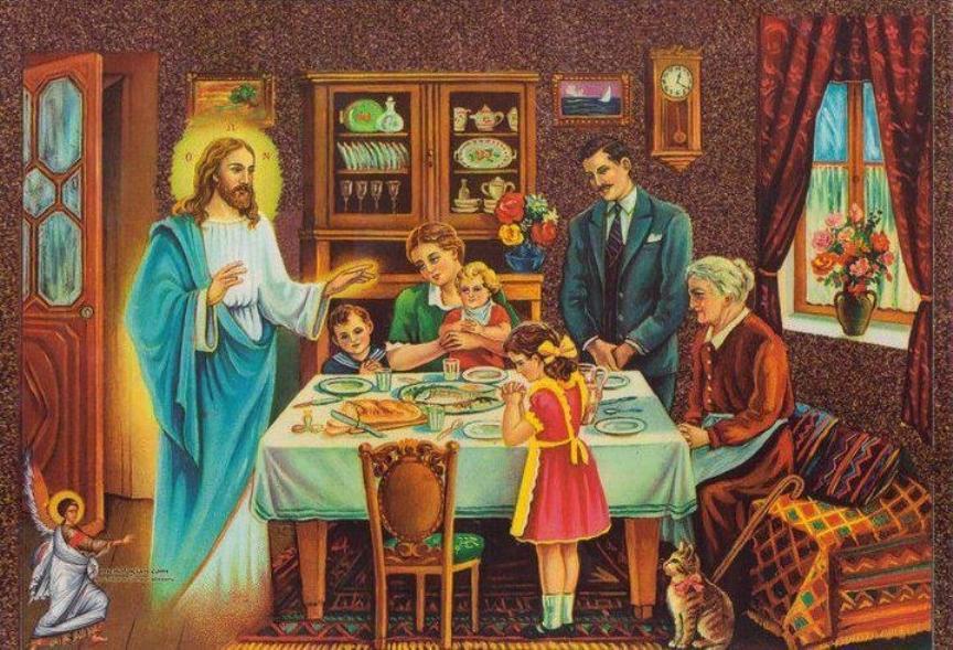 Familia creştină – un templu sfînt, în care se depozitează plinătatea virtuţilor creştine