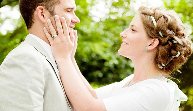 Bărbatul să afle întreaga mângâiere la soția lui
