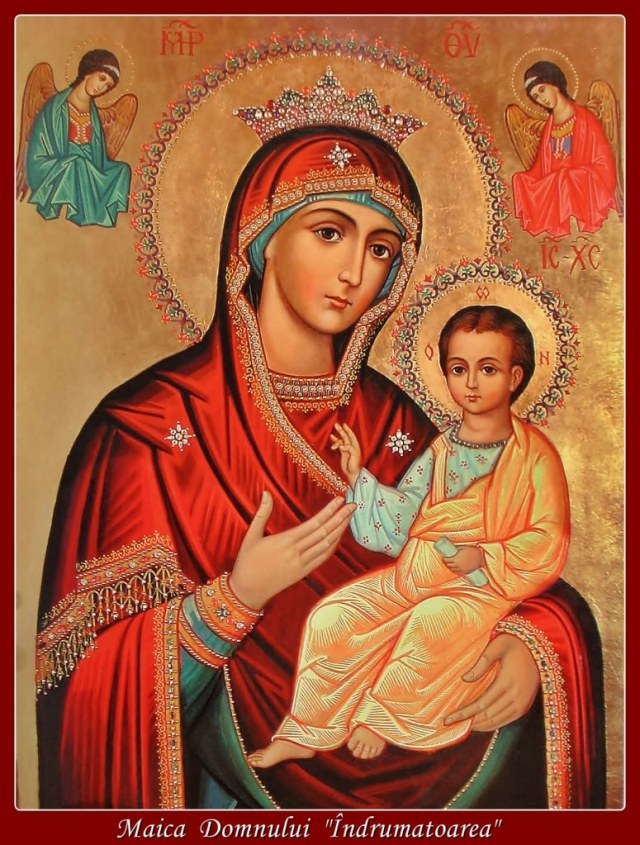 Cum arăta și cum se purta Preasfânta pururea Fecioara Maria