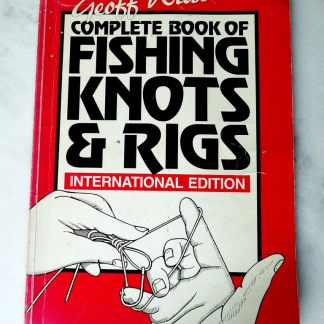 Nós De Pesca: A Bíblia. Guia Completo Ilustrado por Geoff Wilson