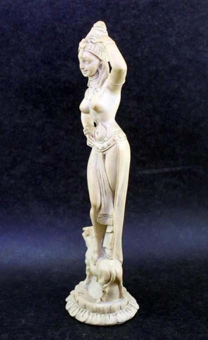 Estatueta da deusa Asherah, da prosperidade e fertilidade