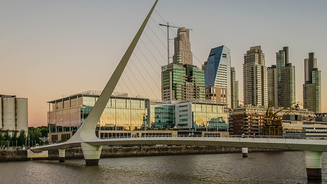 Puerto Madero. Buenos Aires.