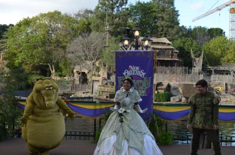 Show da Princesa e o Sapo