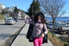 Passeando às margens do Nahuel Huapi