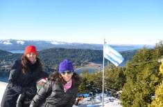 Vista do Cerro Campanario