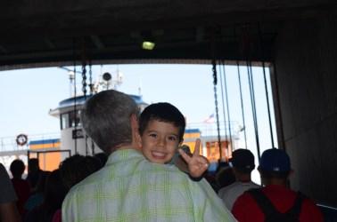 Terminal de Staten Island Ferry