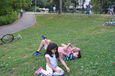Relax no Central Park