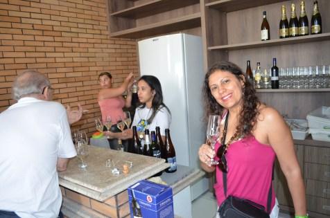 Brinde com o Moscatel