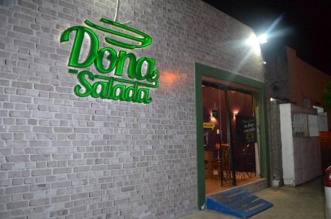 Dona Salada, em Petrolina