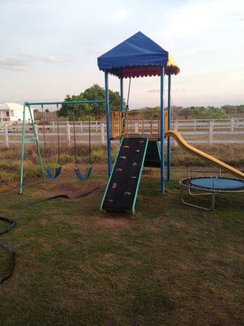 Área para as crianças