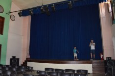 Palco do Theatro