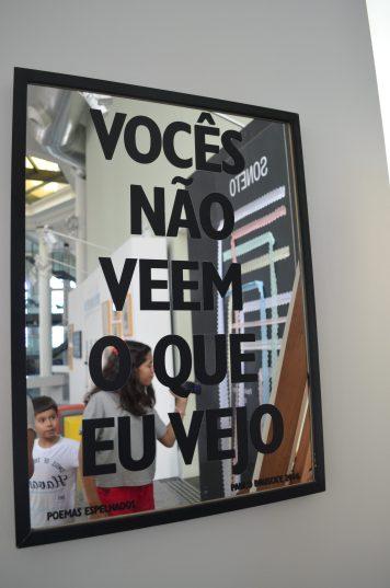"""""""Poesia Visual e Sonora"""", de Paulo Bruscky"""