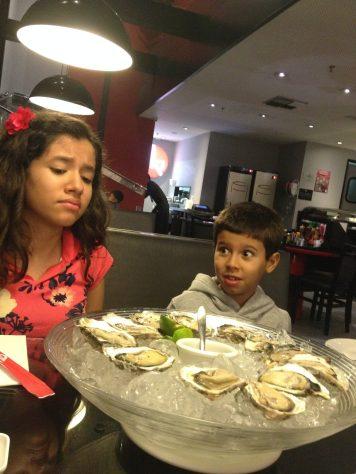 Analisando a ostra