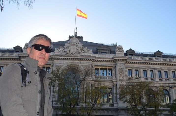 Conexão em Madrid