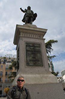 Estátua de Cervantes