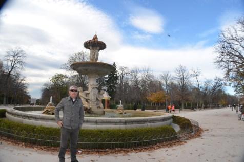 Parque De El Retiro