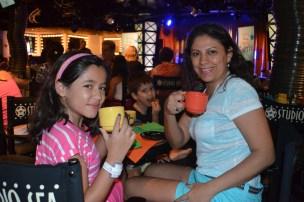 Friends Tea Party