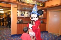 Disney Wonder-Mickey de mágico