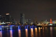 Chegada à Miami