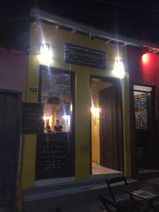 Restaurante Quilombola