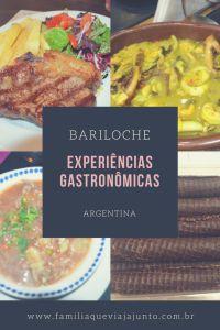 Experiências Gastronômicas em Bariloche
