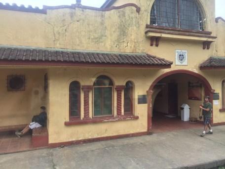 Estação Parque Estadual Marumbi