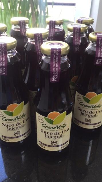Suco de uva Grand Valle