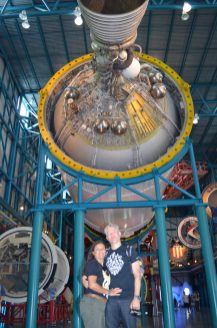 Apollo/Saturn V Center