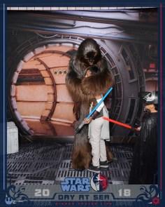 Abraço fofinho do Chewbacca