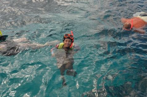 Mergulho em George Town