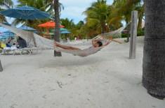 Relaxando a Castaway Cay