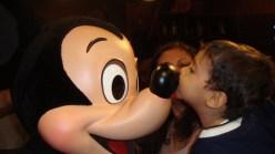 Encontro com MickeyMouse