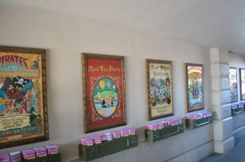Panfletos em várias línguas