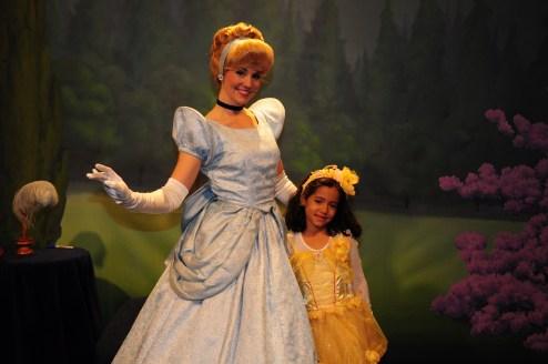 Encontro com Cinderella