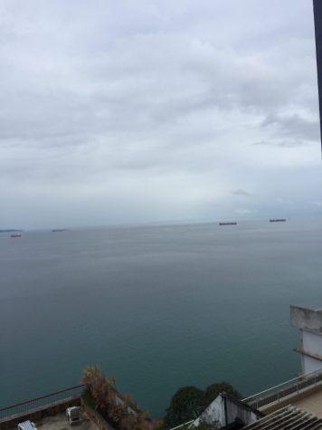 Vista da baía