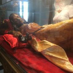 Senhor Morto da Igreja da Ordem Terceirado Carmo
