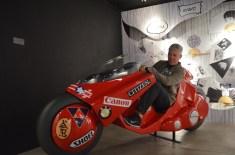 A moto de Kaneda