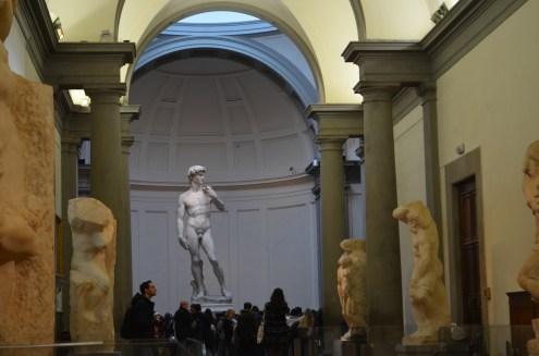 Davi, obra prima de Michelangelo