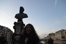Busto de Benvenuto Cellini