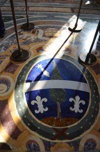Mosaicos dos museus