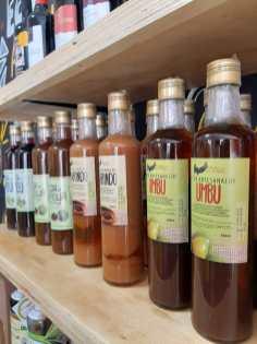 Licor de umbu e tamarindo Aroma da Caatinga
