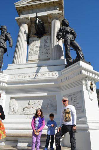 Centro histórico de Valparaíso