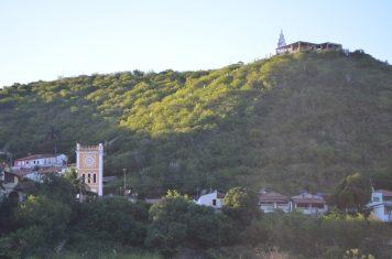 A torre e um dos mirantes de Piranhas